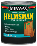 Minwax The 63205 Helmsman 1-Quart Satin Spar Urethane Finish