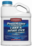 Pbi Gordon 3211072 PondMaster Watercolors Lake and Pond Dye, Shimmer Blue, 1-Gallon