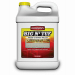 Pbi Gordon 9561127 Pronto Big N' Tuf Weed & Grass Killer, 41% Glyphosate, Concentrate 2.5-Gallon