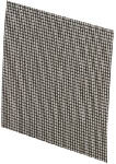 Prime Line Products P 8096 3 x 3-Inch Charcoal Fiberglass Screen Repair Patches, 5-Pack