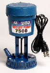 Dial Mfg 1175 Concentric Pump For Champion Evaporative Coolers, 7,500 CFM,115-Volt