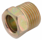Anderson Metals 54340-04 1/4-Inch Inverted Flare Steel Nut