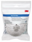 3M 8661 5PK Home Dust Mask