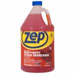 Zep ZUCIT128 Citrus Degreaser, Heavy-Duty, 1-Gal.