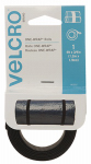 Velcro Usa Consumer Pdts 90302 ONE-WRAP  Fastening Roll, Black, 4-Ft. x 3/4-In.