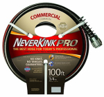 Teknor-Apex 9844-100 Commercial-Duty Garden Hose, 3/4-In. x 100-Ft.