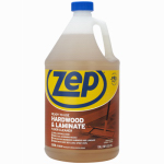 Zep ZUHLF128 Hardwood & Laminate Floor Cleaner, 1-Gal.