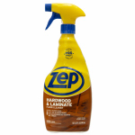 Zep ZUHLF32 Hardwood & Laminate Floor Cleaner, 32-oz. Spray