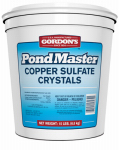 Pbi Gordon 5343582 Pondmaster Copper Sulfate Crystals, 15-Lbs.