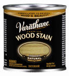 Rust-Oleum 211755 Varathane 1/2-Pt. Natural Premium Oil-Based Interior Wood Stain