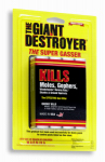 Atlas Chemical 00333 Giant Destroyer Rodent Gasser, 2-oz., 4-Pk.