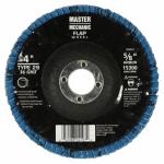 Disston 890852 4-Inch 36-Grit Zirconia Flap Disc