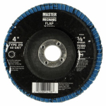 Disston 890866 4-Inch 60-Grit Zirconia Flap Disc