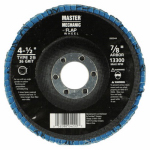 Disston 890944 4.5-Inch 36-Grit Zirconia Flap Disc