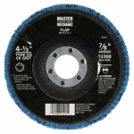 Disston 890957 4.5-Inch 60-Grit Zirconia Flap Disc