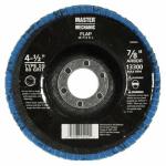 Disston 890965 4.5-Inch 80-Grit Zirconia Flap Disc