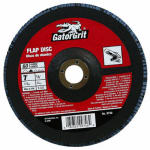 Ali Industries 9746 7-In. 60-Grit Zirconia Flap Disc