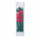 Gardner Bender 45-308G Cable Ties, Green, 20-Pk., 8-In.