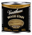 Rust-Oleum 211757 Varathane 1/2-Pt. Golden Pecan Premium Oil-Based Interior Wood Stain