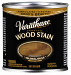 Rust-Oleum 211759 Varathane 1/2-Pt. Colonial Maple Premium Oil-Based Interior Wood Stain