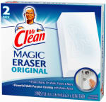 Procter & Gamble 43515 Magic Eraser, 2-Ct.