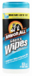 Armored Auto Group Sales 10865 25-Count 1-Step Glass Wipes
