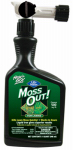 Central Garden Brands 100503873 Hose 'N Go Moss Outdoor or Outer For Lawns, Covers 500-Sq. Ft.