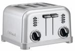 Cuisinart CPT-180 Toaster, 4-Slice, Metal Classic