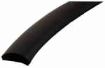 Prime Line Products P 7846 5/16-Inch x 1,000-Ft. Black Vinyl Flat Screen Spline