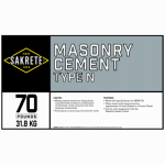 Bonsal American 900257-RDC04 70lb Type N Masonry Cement