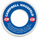 Campbell Hausfeld MP5136 1/2 x 275-Inch PTFE thread sealant tape