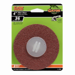 Ali Industries 3063 3-Pack 4-Inch 36-Grit Fiber Disc