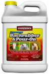 Pbi Gordon 9391122 Livestock Backrubber & Pour-On Insecticide, Ready to Use, 2.5-Gal.