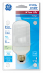 G E Lighting 85384 14-Watt Soft White CFL Outdoor Post Lamp