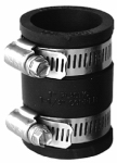 Fernco P1056-075 Condensate Pipe Connector, .75-In.