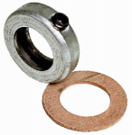 Dial Mfg 6845 Evaporative Cooler Collar & Washer, 3/4-In.